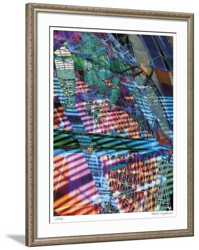 Dome and Shadows-Stephen Donwerth-Framed Art Print