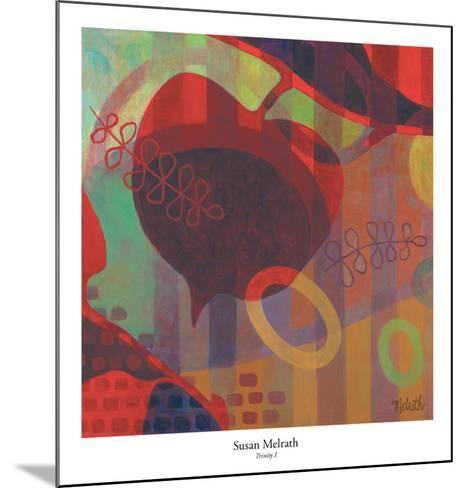 Trinity I-Susan Melrath-Mounted Art Print