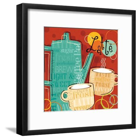 Funky Brew III-Pela Design-Framed Art Print