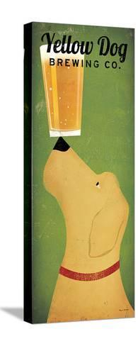 Yellow Dog Brewing Co.-Ryan Fowler-Stretched Canvas Print