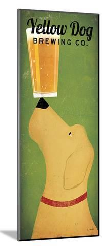 Yellow Dog Brewing Co.-Ryan Fowler-Mounted Art Print
