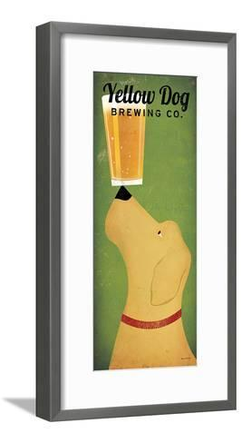 Yellow Dog Brewing Co.-Ryan Fowler-Framed Art Print