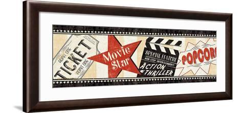 Movie Night-Pela Design-Framed Art Print