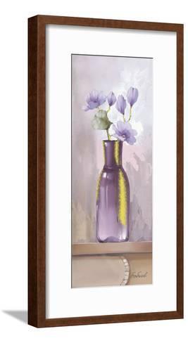 Lilac Kitchen I- Babichev-Framed Art Print
