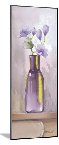 Lilac Kitchen I- Babichev-Mounted Art Print
