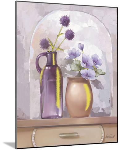 Lilac Kitchen II- Babichev-Mounted Art Print