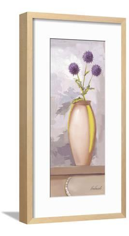Lilac Kitchen III- Babichev-Framed Art Print