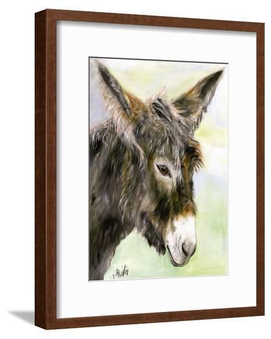 Ane Brun-Clauva-Framed Art Print