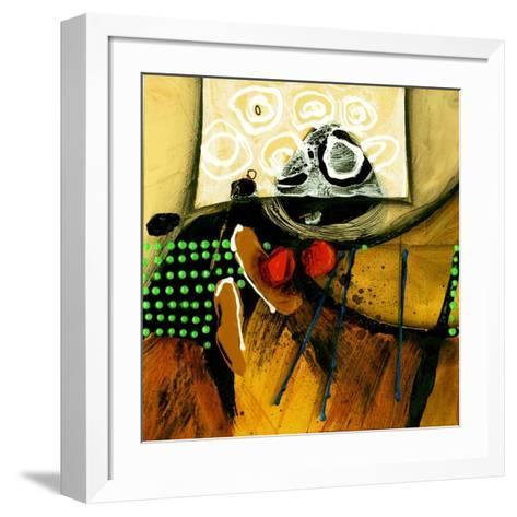 Regional I-Sylvie Cloutier-Framed Art Print