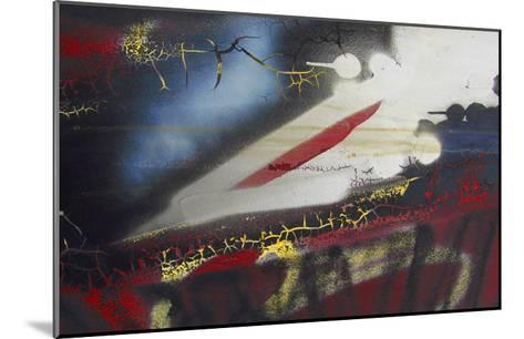 Old Grafitti I-Jean-Fran?ois Dupuis-Mounted Art Print