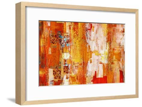 Halles-Jefd-Framed Art Print