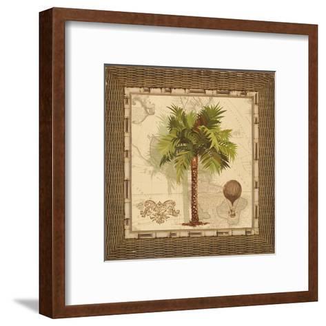 Pais Tropical, I-L^ Morales-Framed Art Print