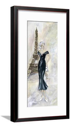 Robe De Soir-L^ Morales-Framed Art Print