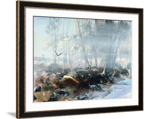 Velouté-Roland Palmaerts-Framed Art Print