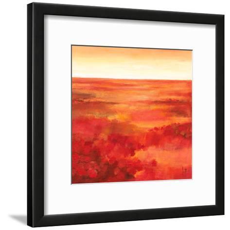 Wild Flowers I-Jettie Roseboom-Framed Art Print