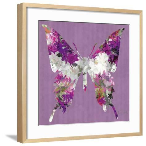 Butterfly-Sally Scaffardi-Framed Art Print