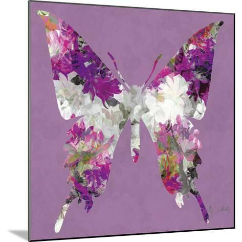 Butterfly-Sally Scaffardi-Mounted Art Print