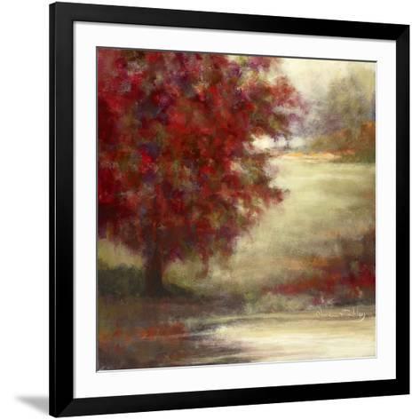 Belle Terre Inconnue-Claude Tremblay-Framed Art Print