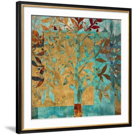 Serendipity Tree I-Louise Montillio-Framed Art Print
