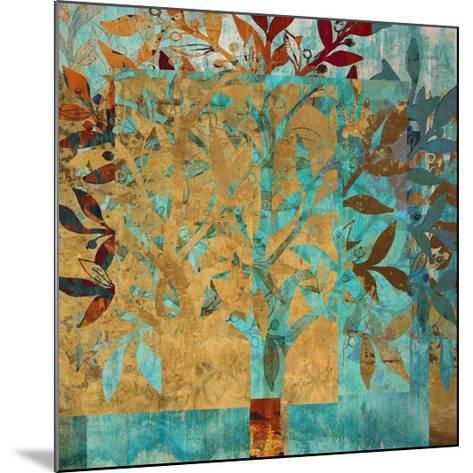 Serendipity Tree I-Louise Montillio-Mounted Premium Giclee Print