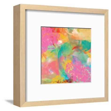 Spectacular Effect V-Yashna-Framed Art Print