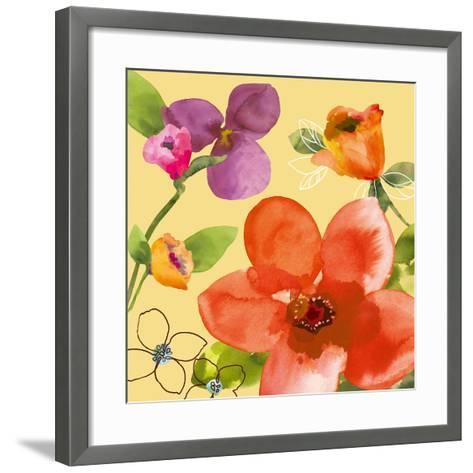 SunDay II-Sandra Jacobs-Framed Art Print