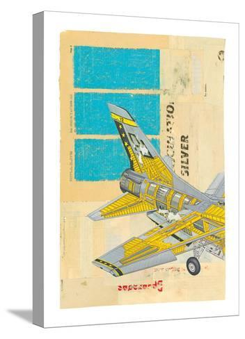 Jet No. 2-Kareem Rizk-Stretched Canvas Print