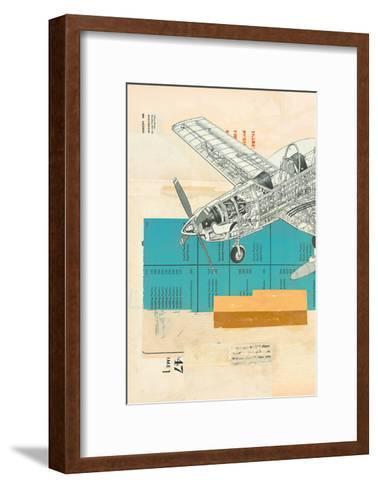Fuselage-Kareem Rizk-Framed Art Print