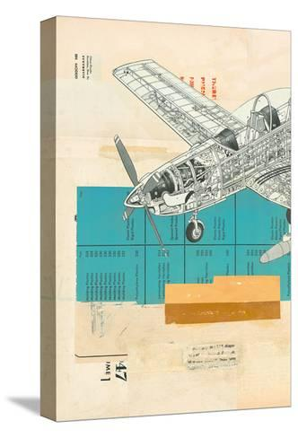 Fuselage-Kareem Rizk-Stretched Canvas Print