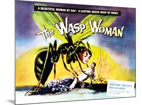 The Wasp Woman - 1959--Mounted Giclee Print