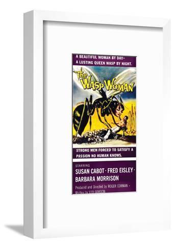 The Wasp Woman - 1959 I--Framed Art Print