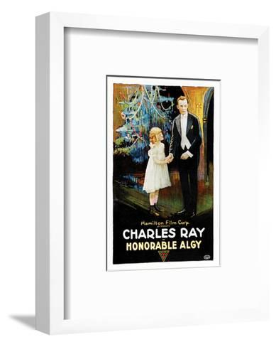 The Honorable Algy - 1916--Framed Art Print