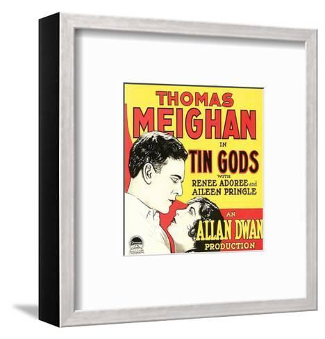 Tin Gods - 1926--Framed Art Print