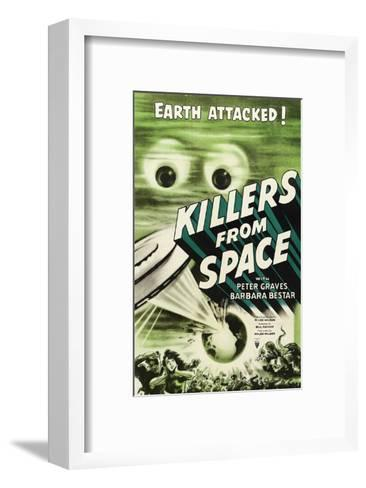 Killers From Space - 1954--Framed Art Print