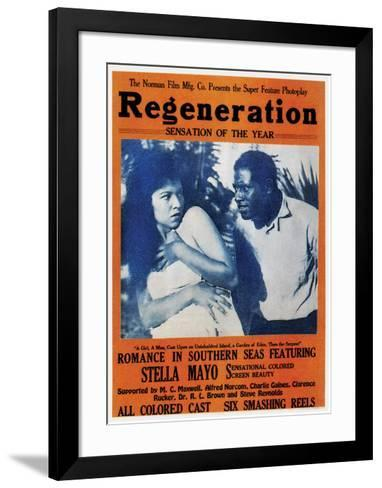 Regeneration - 1923--Framed Art Print