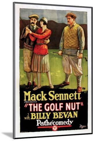 The Golf Nut - 1927--Mounted Giclee Print