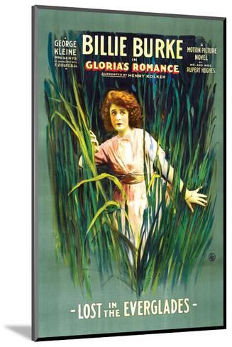 Gloria's Romance - 1916 I--Mounted Giclee Print