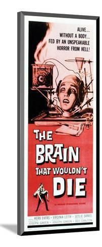 The Brain That Wouldn't Die - 1962--Mounted Giclee Print