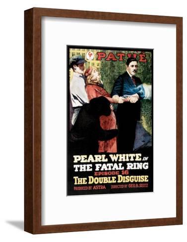 Fatal Ring - 1917--Framed Art Print