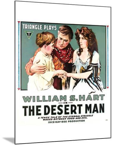 The Desert Man - 1917--Mounted Giclee Print