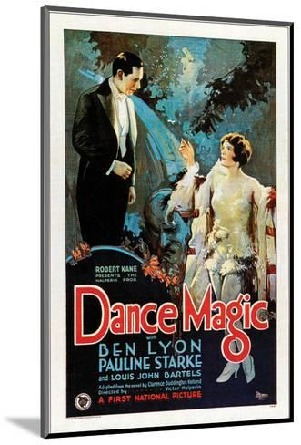 Dance Magic - 1927--Mounted Giclee Print
