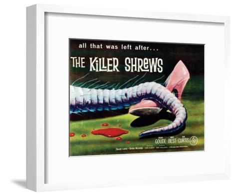 The Killer Shrews - 1959 I--Framed Art Print