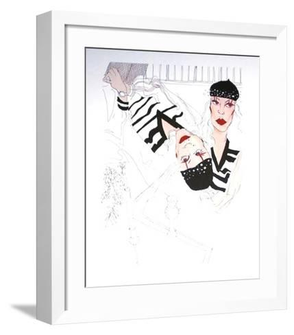 Untitled, no. 5-Vasilios Janopoulos-Framed Art Print