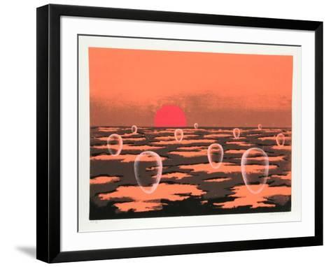 Eschantos, no. 28-Clarence Holbrook Carter-Framed Art Print