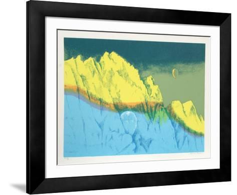 Pilgrimage, no. 4-Clarence Holbrook Carter-Framed Art Print