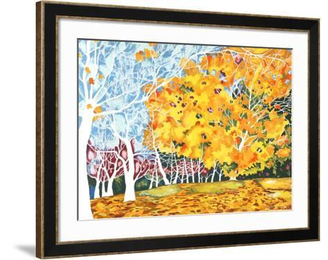 Another October-Richard C. Karwoski-Framed Art Print