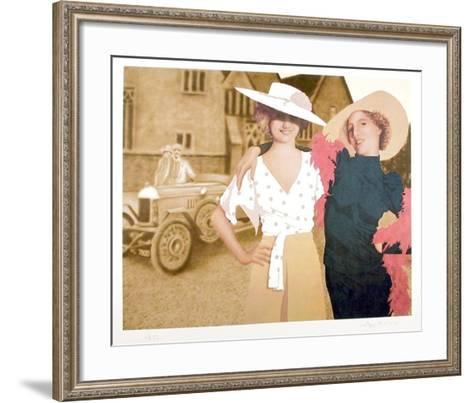 The Association-Robert Anderson-Framed Art Print