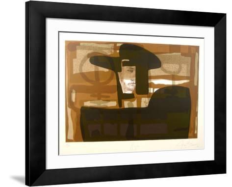 Reggie-Eduardo Arranz-Bravo-Framed Art Print