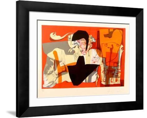 Roger-Eduardo Arranz-Bravo-Framed Art Print