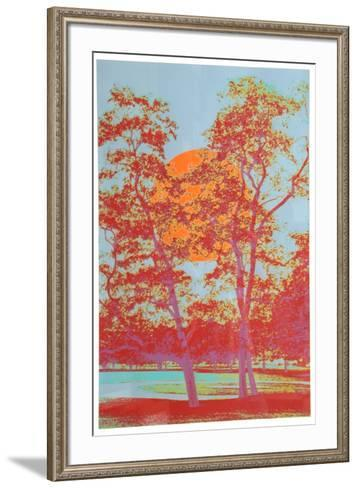 Growing Tall-Max Epstein-Framed Art Print
